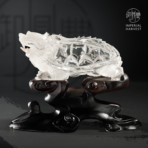 07.13_Mythical Creatures Crystal_Dragon Turtle-1