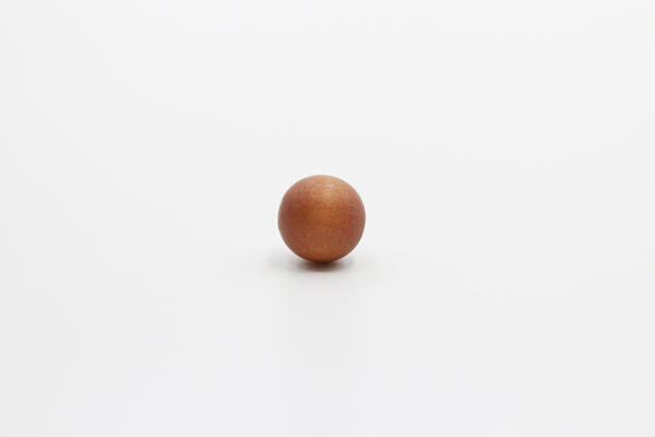 Red Meat Sandalwood Bead