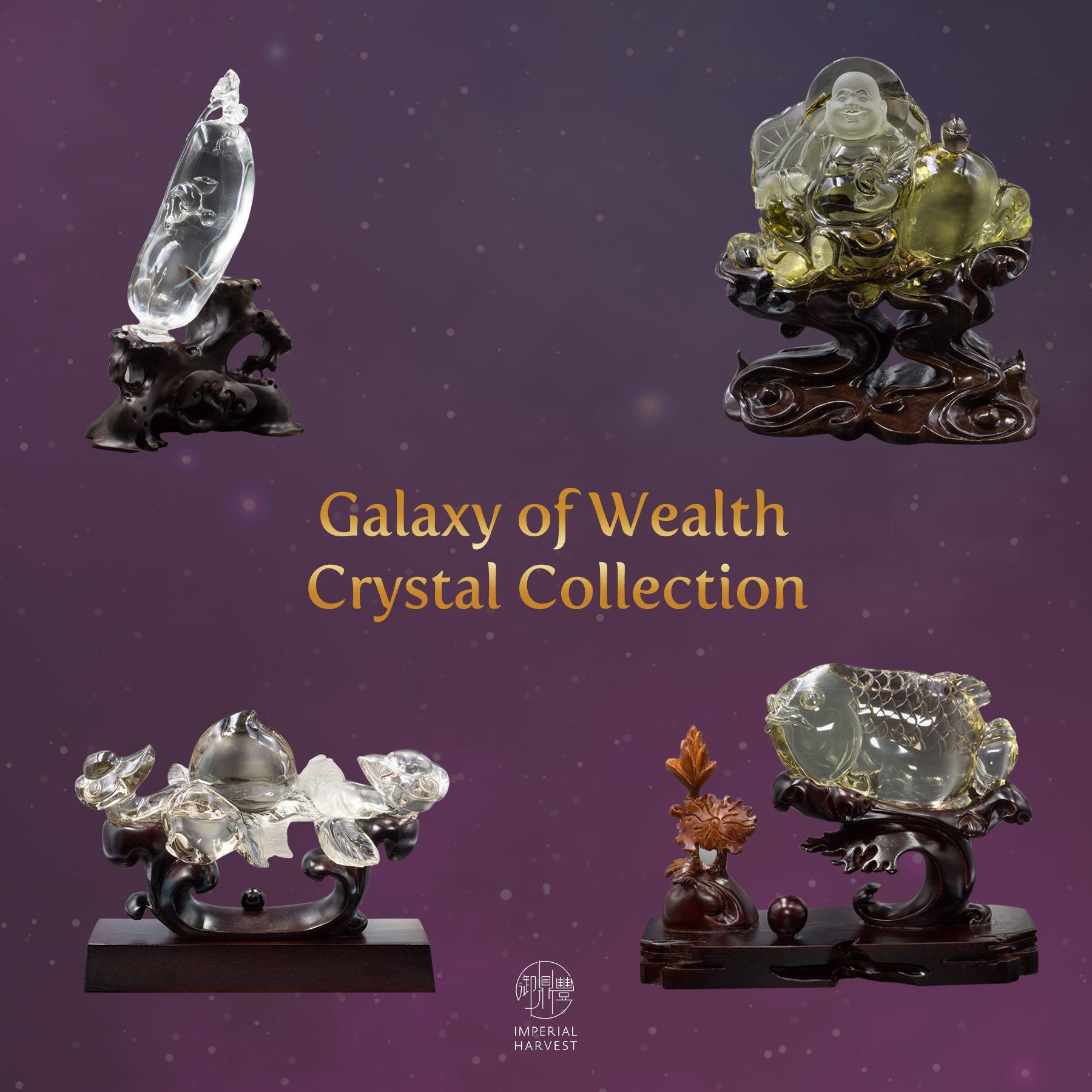 galaxy of wealth crystal collection-1