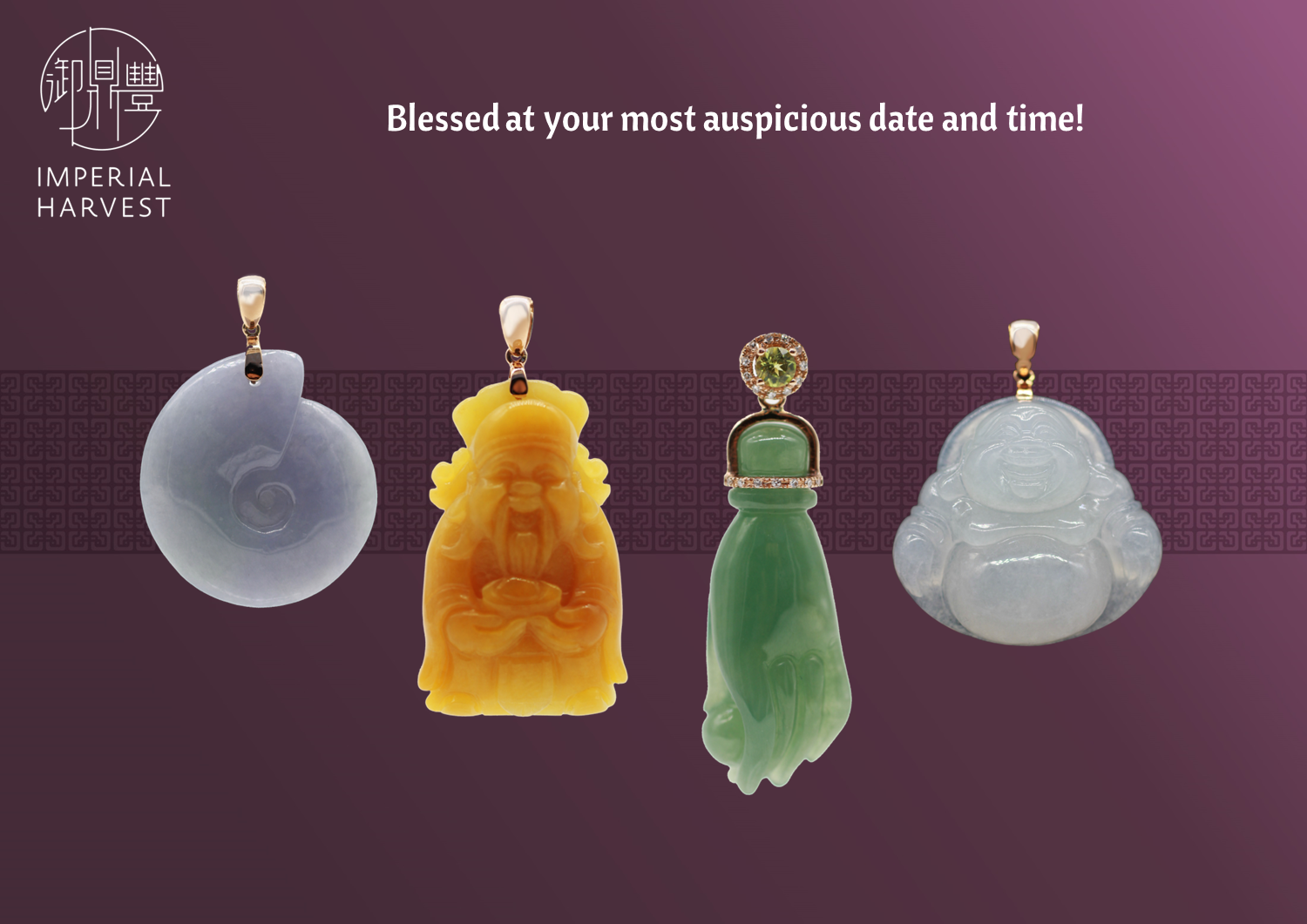 Imperial Harvest Jadeite Collection