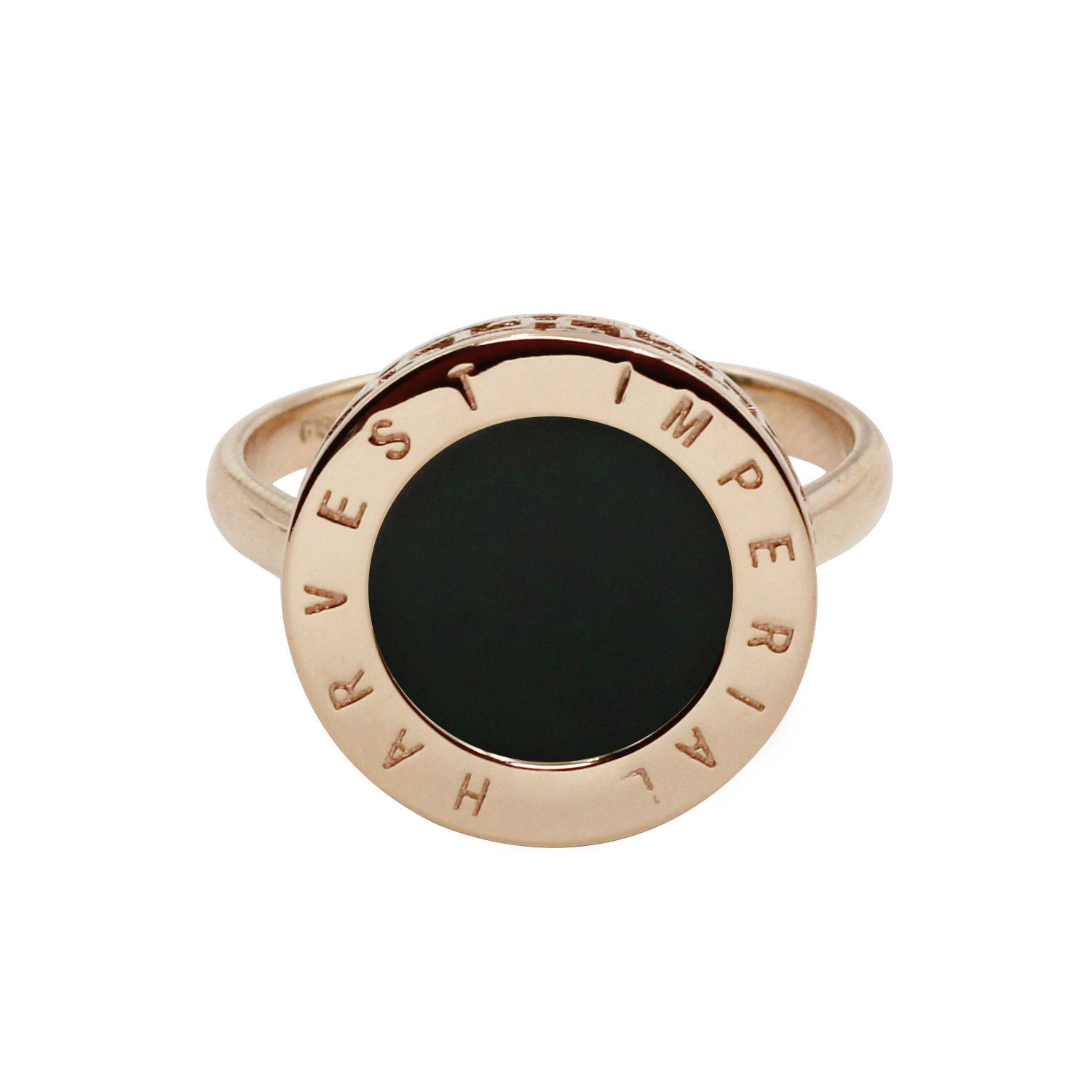 Bliss of Harvest Ring - black